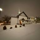 A Snowy St. Barnabas photo album